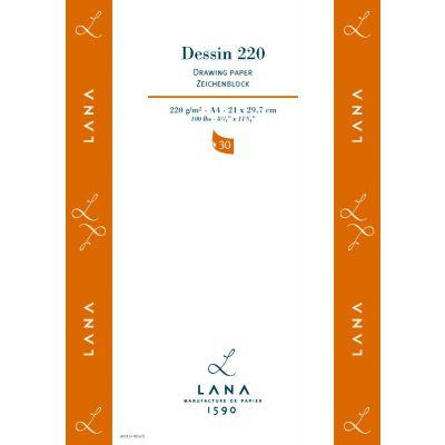 BLOCK LANA DESSIN 220 30H