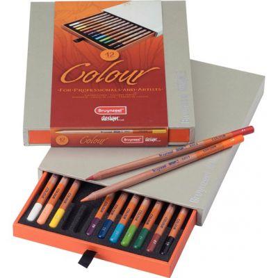 Colour Box 12 Lápices de color