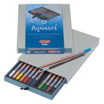 Colour Box 12 Lápices Acuarelables