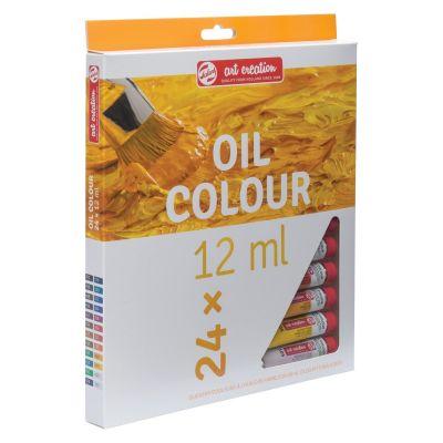 Oleo ArtCreation x24 tubos
