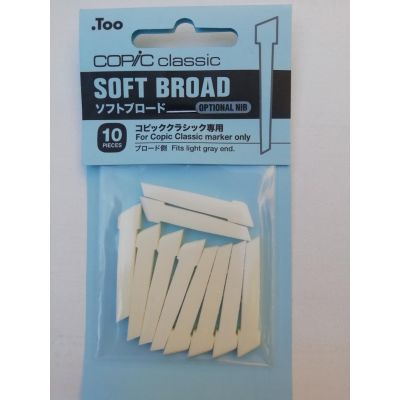 COPIC PUNTA OBCIONAL SOFT BROAD