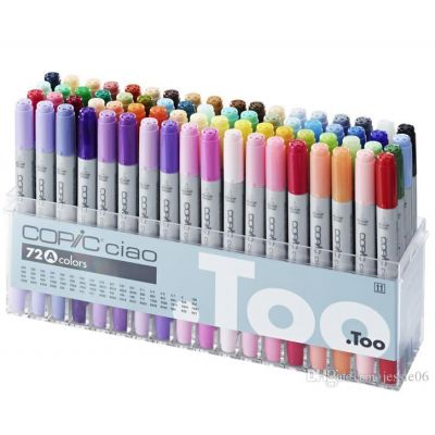 Copic Ciao x72