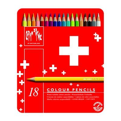 Swisscolor caja de 18
