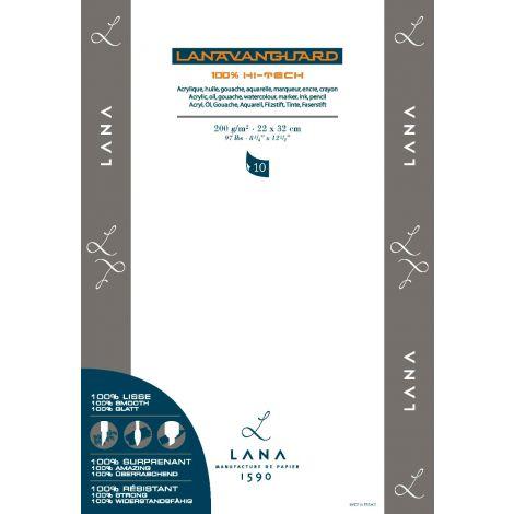 Bllock Lanavanguart A4