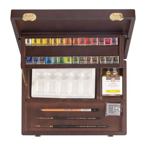 Caja Master Watercolour