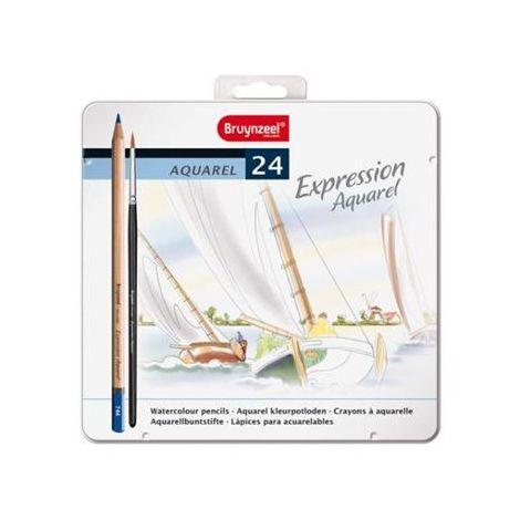 Expression Bruynzeel Acuarelables x24