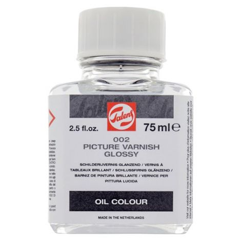 Barniz de pintura brillante 002 - 75 ml