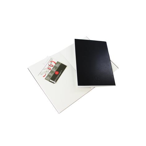 Block Cuaderno A4 140gr 20hojas