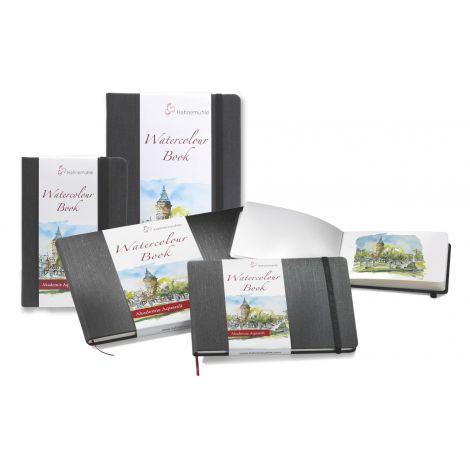 WaterColour Book A6 RETRATO