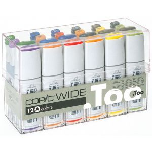 COPIC Wide Set A