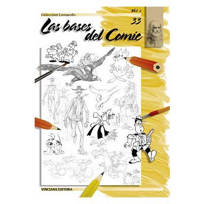 Colección Leonardo Las bases del Cómic Vol.1