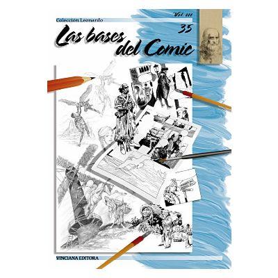 Colección Leonardo Las bases del Cómic Vol. 3