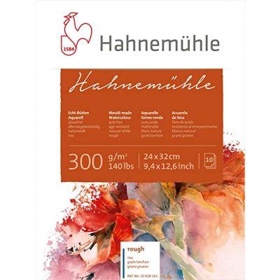 Block Hahnemühle Acuarela Rough  - A4 300Gr 10H