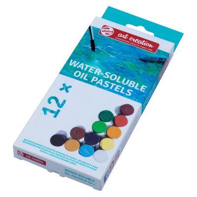 Oleo pastel x12 soluble en agua