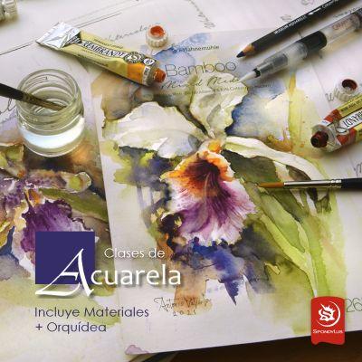 Clases de Acuarela