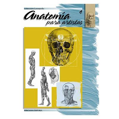 Colección Leonardo Anatomía para artístas
