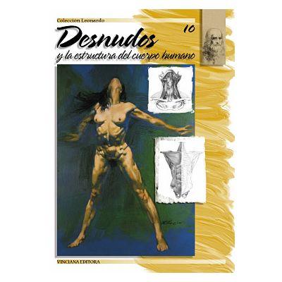Colección Leonardo Desnudos y la estructura del cuerpo humano