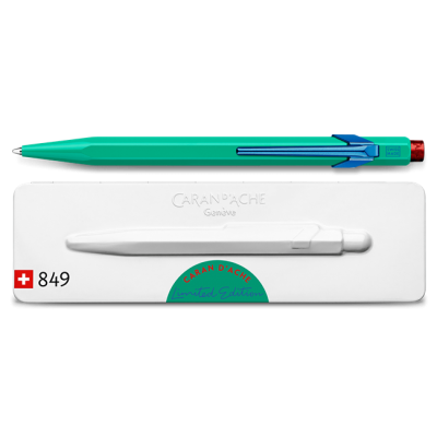 Ballpoint Pen 849 CLAIM YOUR STYLE Veronese Green – Limited Edition