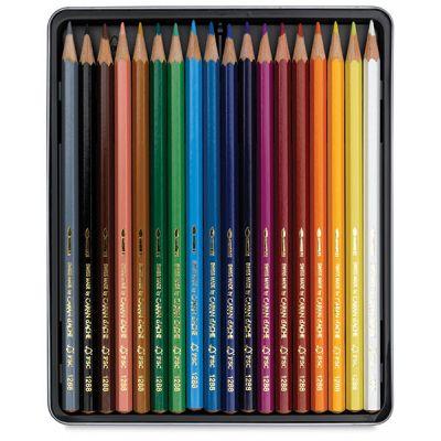 Colores FANCOLOR Acuarelables x18
