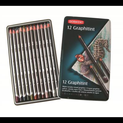 Derwent Graphitint x12