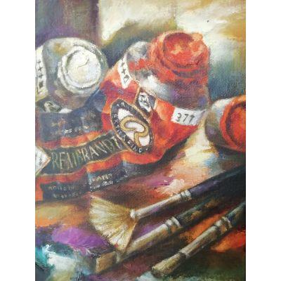 Rembrandt Oleo, tubo 150 ml