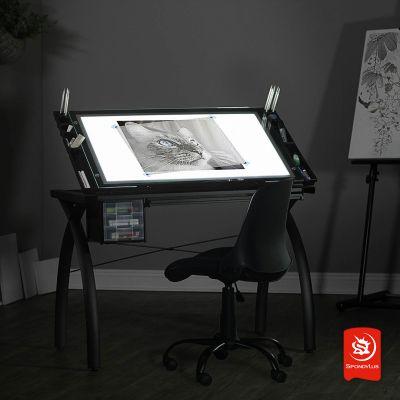 Mesa Futura con Luz