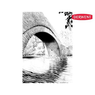 Derwent Técnico X12 Graphic