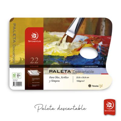 Paleta Descartable