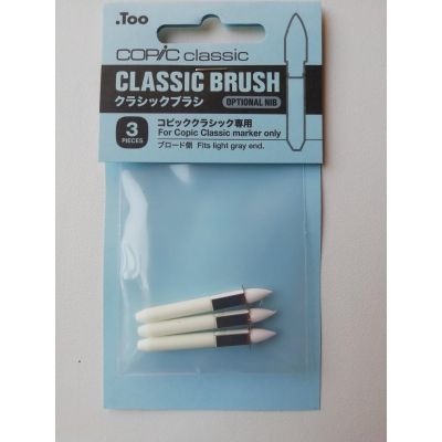 COPIC PUNTA OBCIONAL CLASIC BRUSH
