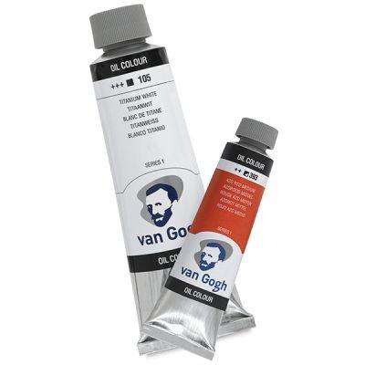 Oleo al agua - Van Gogh
