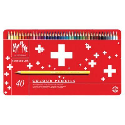 Swisscolor caja de 40