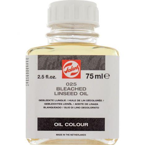 aceite blanqueado