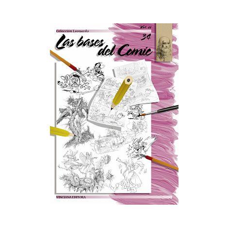 Colección Leonardo Las bases del Cómic Vol. 2
