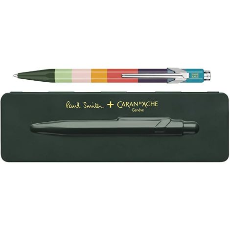 Caran d'Ache 849 Paul Smith Damson Ballpoint Pen Limited Edition