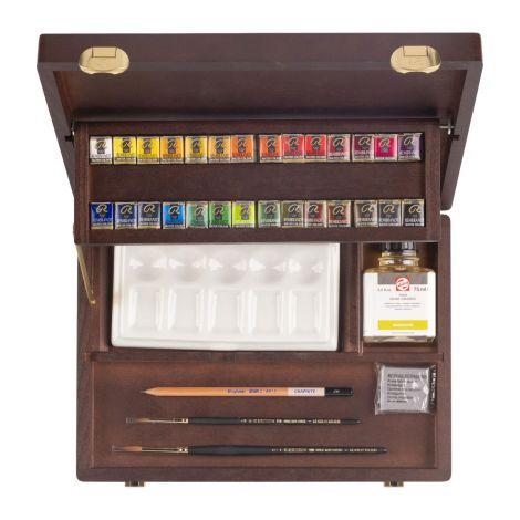 Caja Master Watercolour