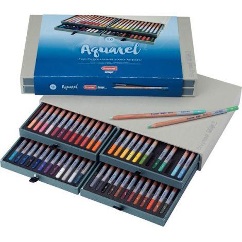 Colour Box 48 Lápices Acuarelables