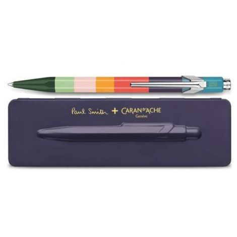 Caran d'Ache 849 Paul Smith Damson - Violeta - Ballpoint Pen Limited Edition