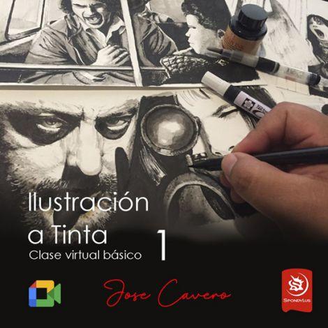 Ilustración a Tinta - Básico 1