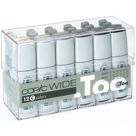 COPIC Wide Set C