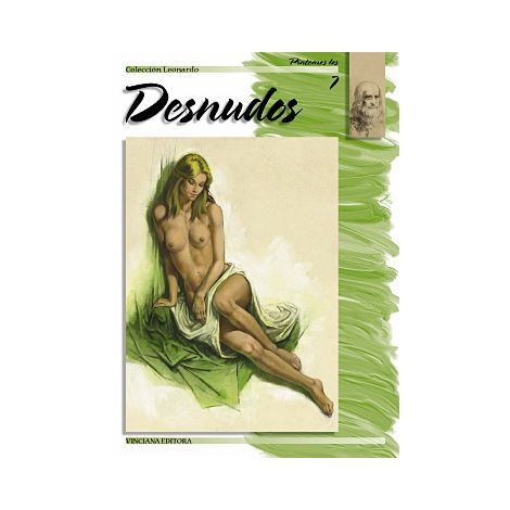 Colección Leonardo Desnudos Vol. I