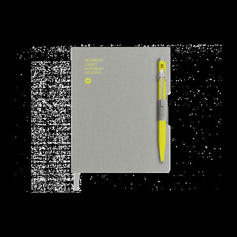 Note Boock + Bolígrafo 849 Gris A6