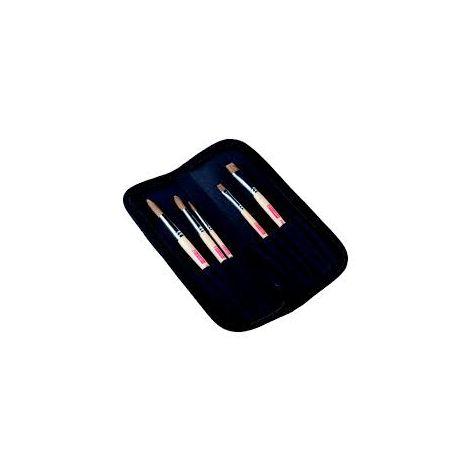 Pincel artcreation x5 +estuche
