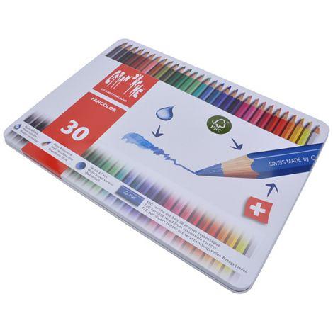 Colores FANCOLOR Acuarelables x30