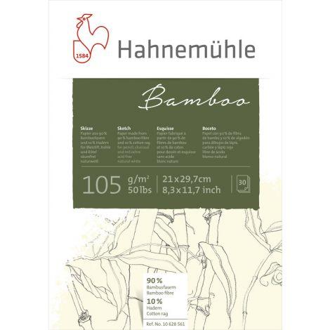 block Bamboo Skizze Boceto 105gr A5 30H