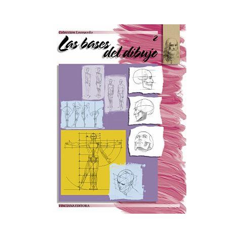 Colección Leonardo Las bases del dibujo Vol. 2