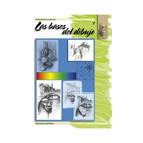 Colección Leonardo Las bases del dibujo Vol. 1