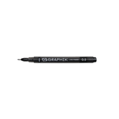 GRAPHIK LINE MAKER BLACK