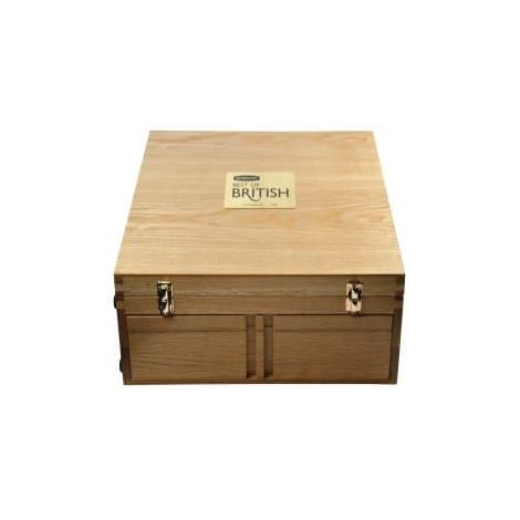 Best of British Wooden Box