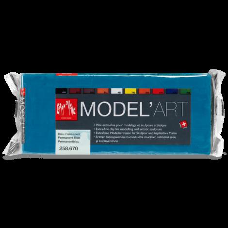 MODEL' ART 670 AZUL PERMANENTE