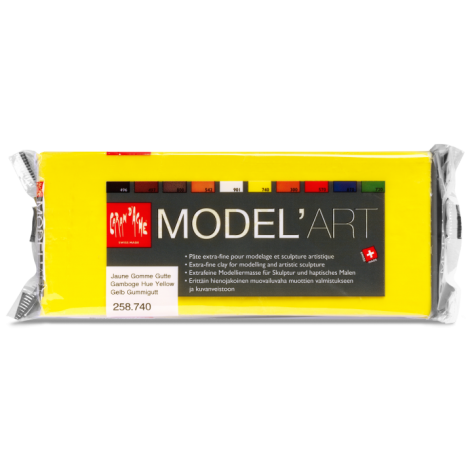 MODEL' ART 740 AMARILLO GAMBOGE